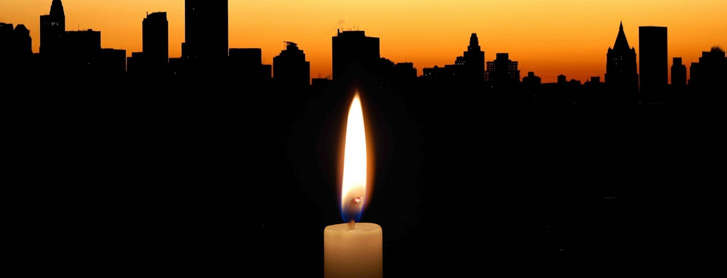 Rolling black out or load shedding in cape town, south africa